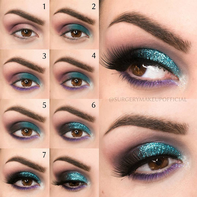 Easy Step by Step Eyeshadow Tutorials picture 3