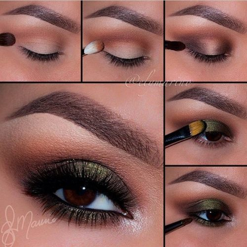 Easy Step by Step Eyeshadow Tutorials picture 4