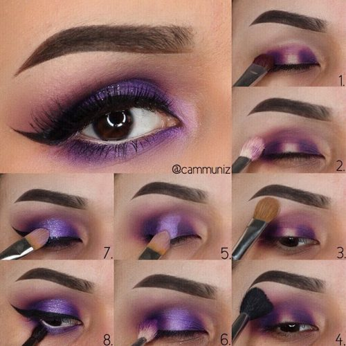 Easy Step by Step Eyeshadow Tutorials picture 5