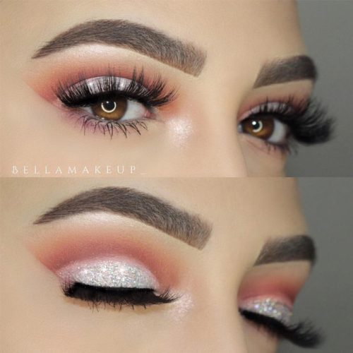 Cute Eye Makeup Looks for Brown Eyes picture 4