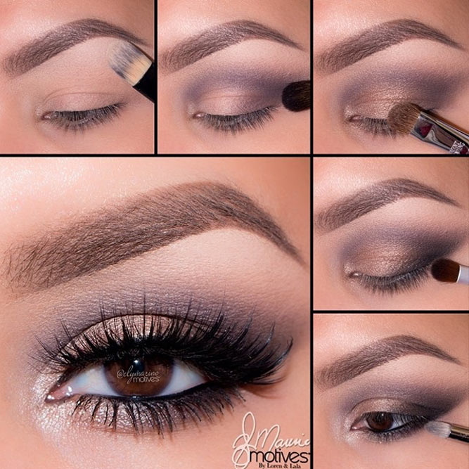 Eye Makeup Tutorials for Brown Eyes picture 3