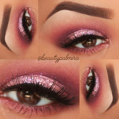 Popular Eyeshadow Colors for Brown Eyes picture 1