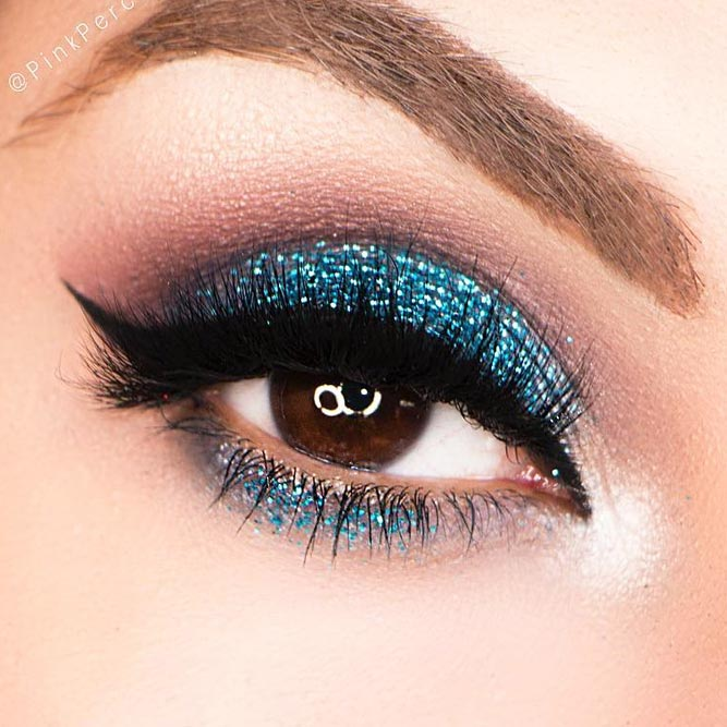 Most Popular Makeup Ideas For Brown Eyes picture 1