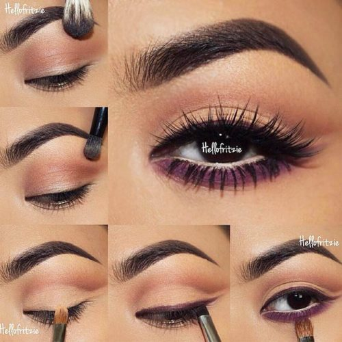 Eye Makeup Tutorials for Brown Eyes picture 5