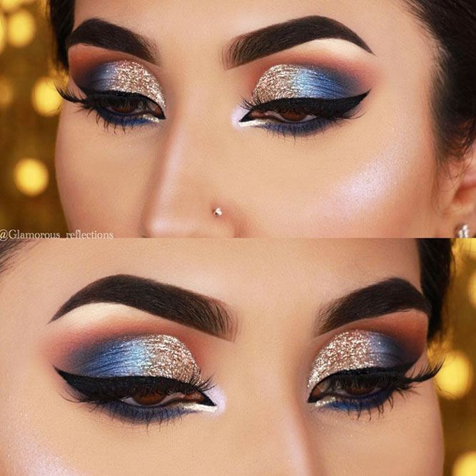 Newest Makeup Ideas For Brown Eyes picture 3