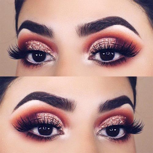 Newest Makeup Ideas For Brown Eyes picture 6
