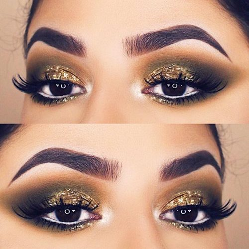 Newest Makeup Ideas For Brown Eyes picture 4