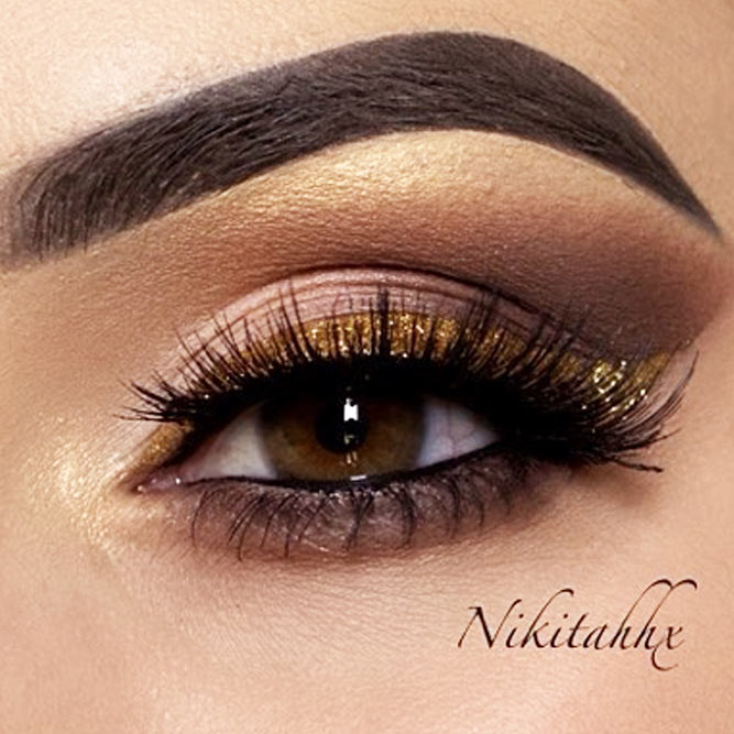 Most Popular Makeup Ideas For Brown Eyes picture 3