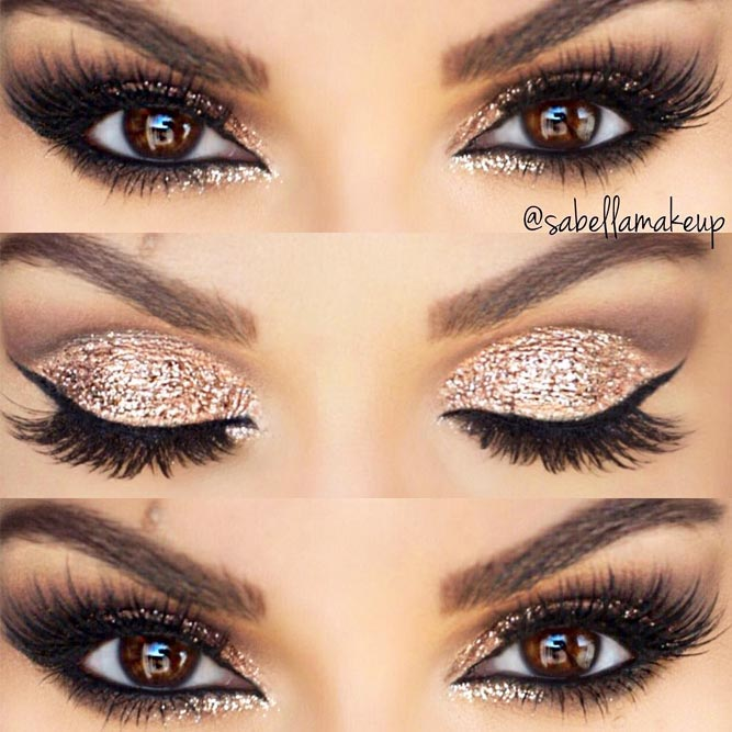 Most Popular Makeup Ideas For Brown Eyes picture 4
