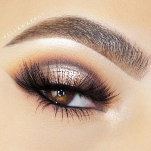 Gray Smokey Idea For Brown Eyes #graysmokey
