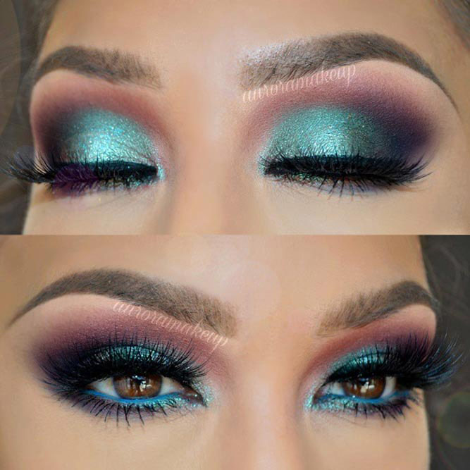Chic Makeup Looks for Brown Eyes picture1