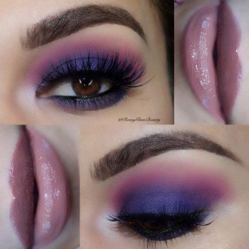 Attractive Makeup Ideas for Brown Eyes picture4