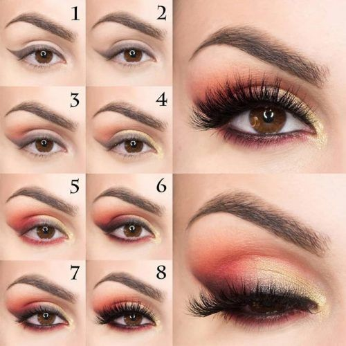 Smokey Eyes Tutorial #smudgeeyeliner #gradient