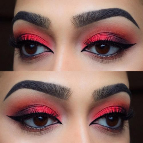 Chic Makeup Looks for Brown Eyes picture3