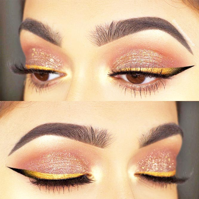 Most Popular Makeup Ideas For Brown Eyes picture 6
