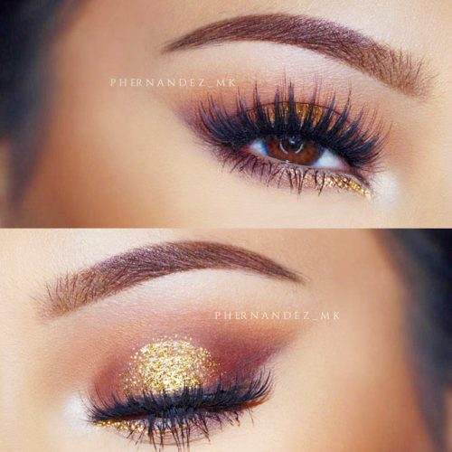 Most Popular Makeup Ideas For Brown Eyes picture 5