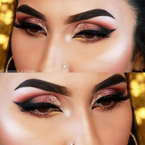 Newest Makeup Ideas For Brown Eyes picture 1