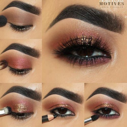 Easy Step by Step Eyeshadow Tutorials picture 1