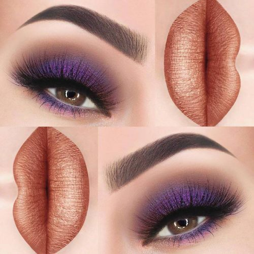 Attractive Makeup Ideas for Brown Eyes picture6