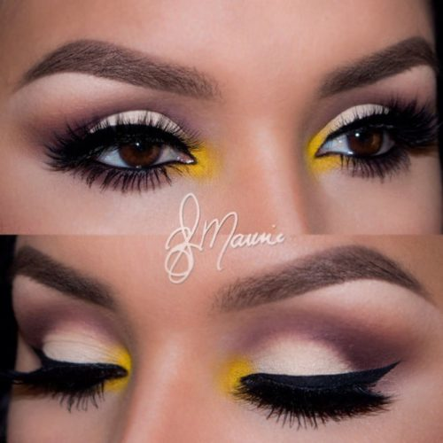 Chic Makeup Looks for Brown Eyes picture2