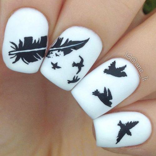 Pretty and Unique Nail Art Designs picture 5