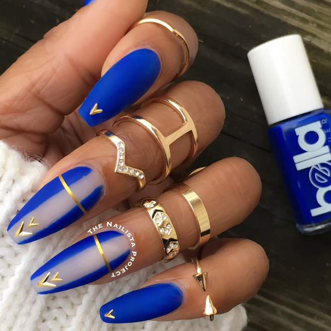 Pretty Nail Designs for Long Nails picture 2