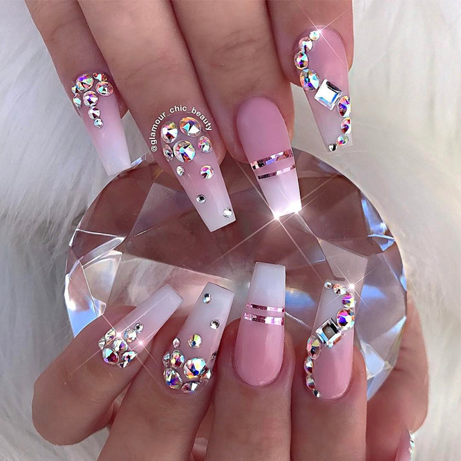 Pretty Nail Designs for Long Nails picture 1