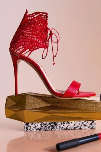 Red Prom Shoes picture 3