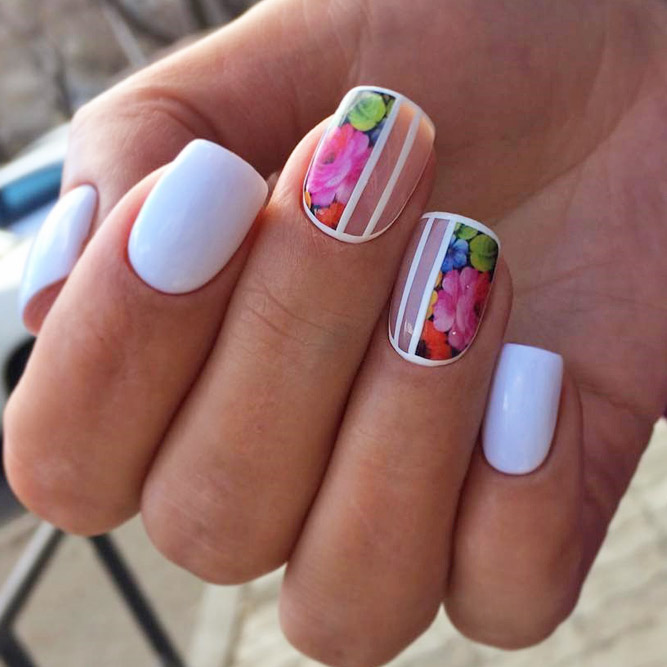 Bright Spring Nail Art Ideas to Refresh Your Mani picture 1