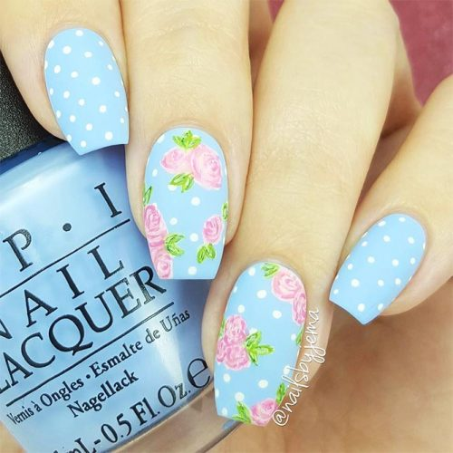 Bright Spring Nail Art Ideas to Refresh Your Mani Picture 6