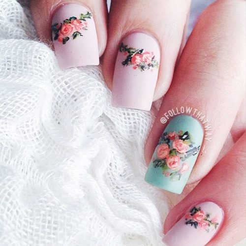 Bright Spring Nail Art Ideas to Refresh Your Mani Picture 4