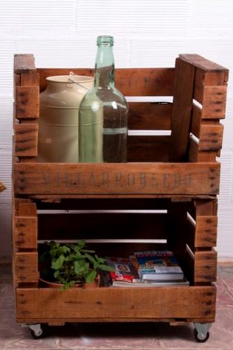 Organize Anything with Wood Crates picture 2