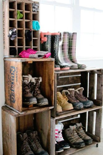 Creative Shelfes for Shoes picture 2