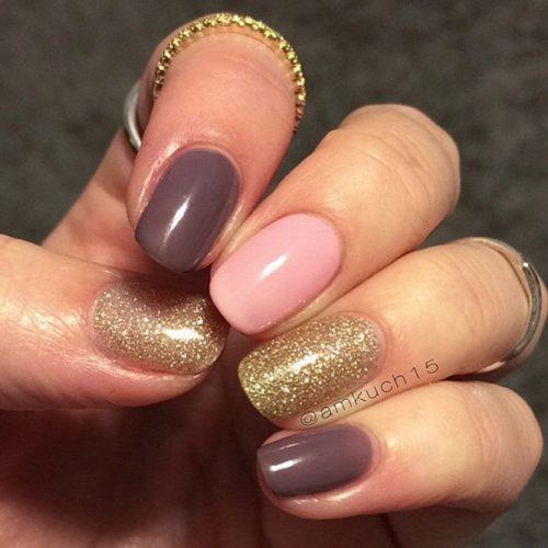 Mix-n-Match Nail Art