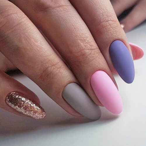 Mix-n-Match Nail Art