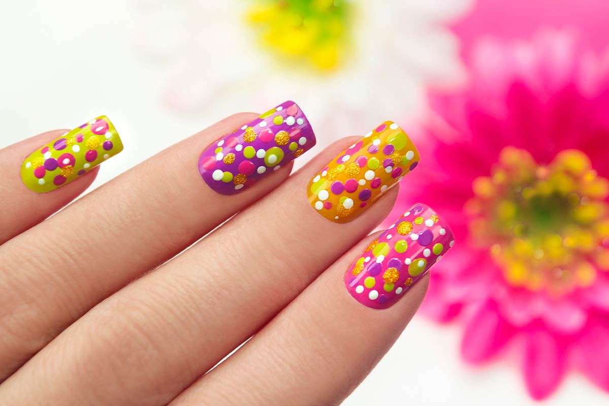 Three-Step Easy Nail Designs And Tutorials You Will Absolutely Love