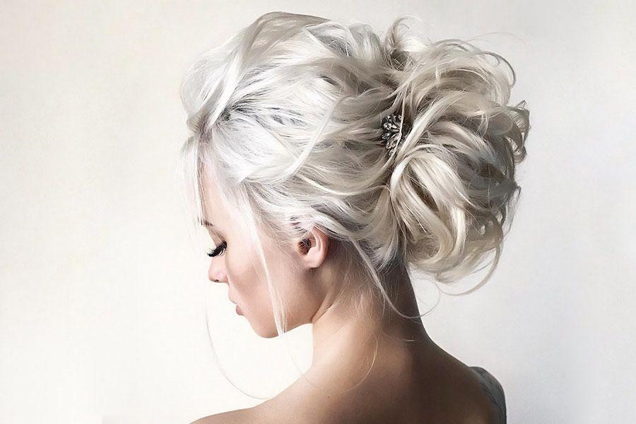 Elegant Wedding Hairstyles for Long Hair
