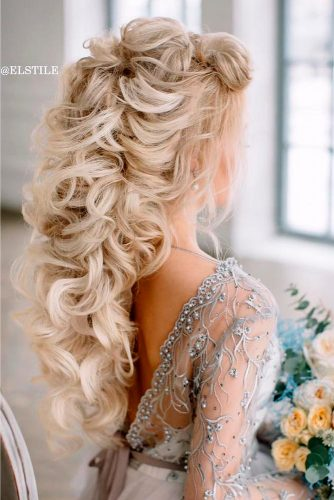 Gorgeous Wedding Hairstyles for Long Hair picture 3