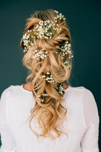 Gorgeous Wedding Hairstyles for Long Hair picture 6