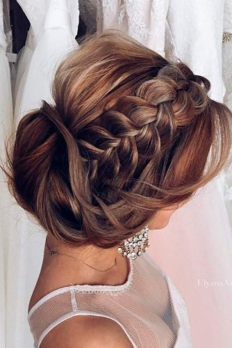 Charming Braided Bridal Updos picture 1