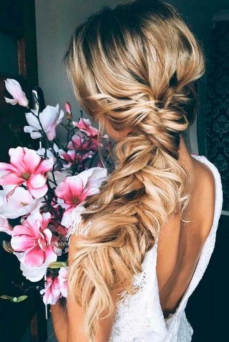 Trendy Fishtails and Braids to be Amazing picture 1