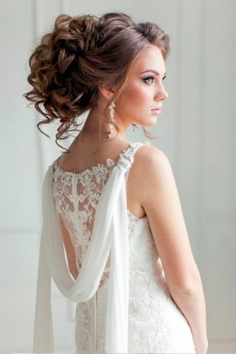 Classic Wedding Updo Hairstyles picture 2