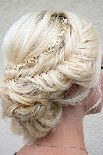 Beautiful Wedding Chignons picture 5