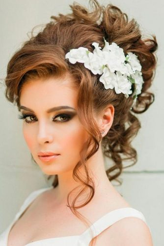 Wedding Hairstyles to Look Fab picture 6