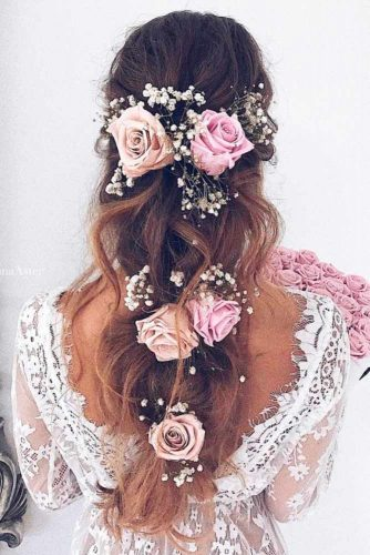 Gorgeous Wedding Hairstyles for Long Hair picture 1