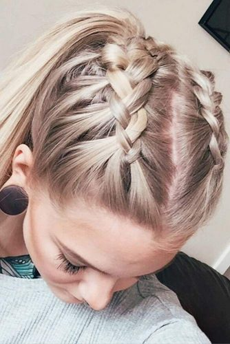 Amazing Summer Hairstyles With Braides picture 1