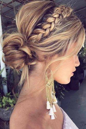 Amazing Summer Hairstyles With Braides picture 2