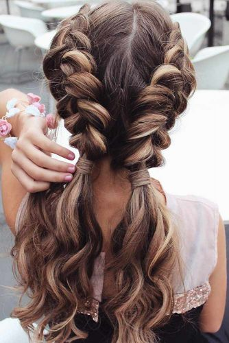 mazing Summer Hairstyles With Braides picture 4