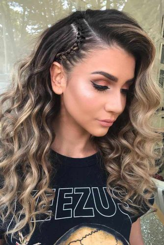 EASY SUMMER HAIRSTYLES TO DO YOURSELF - crazyforus