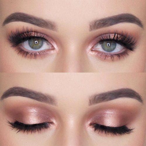 Romantic Eye Makeup Ideas picture 3